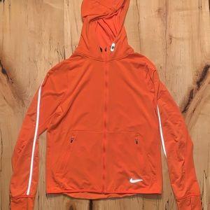 Nike $129 Dri-Fit Full Zip Running Jacket